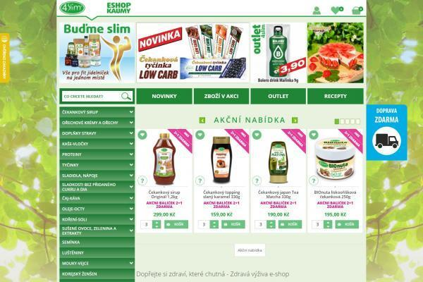 E-shop Kaumy